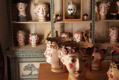 The Exvotos, ARTE hecho cerámica