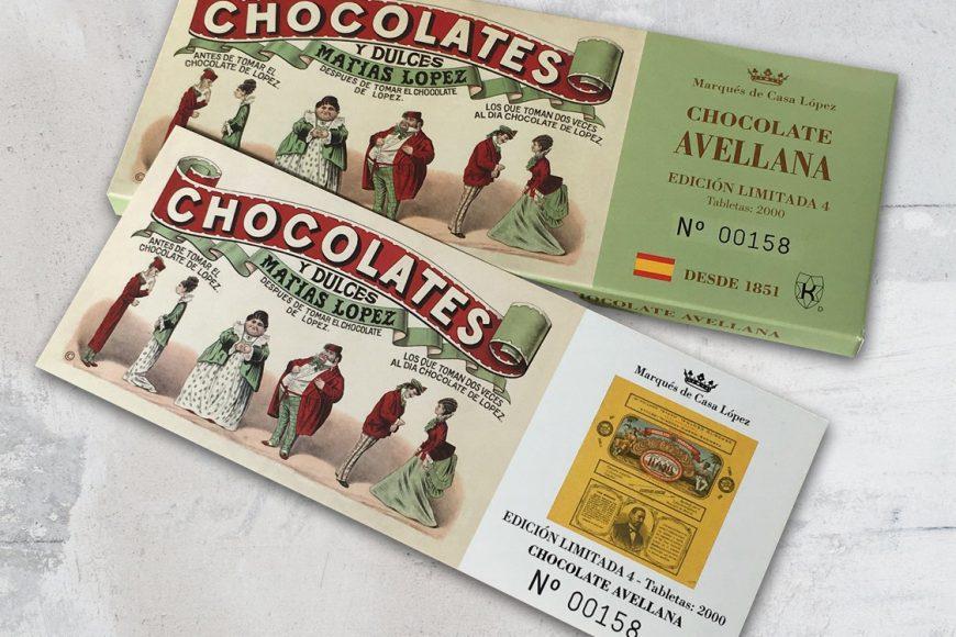Chocolates Matías López & Maison Balmont buscando siempre la Excelencia